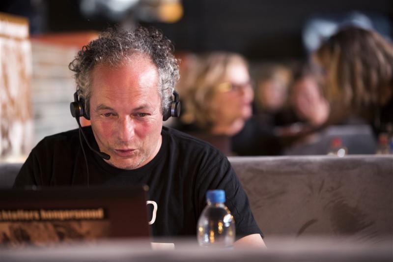 Presentator André van der Toorn heeft kanker