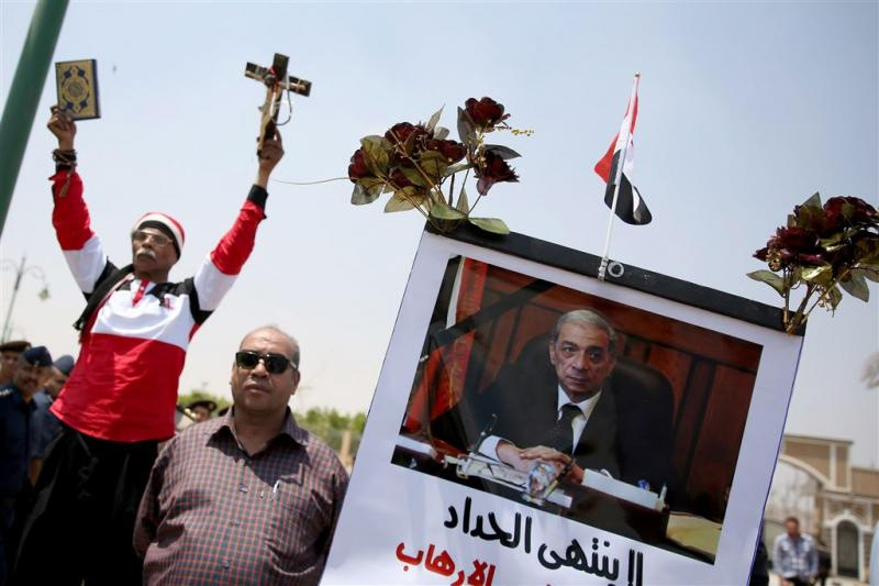 Hof Caïro wil doodstraf na moord op procureur
