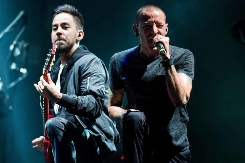 Linkin Park wil geen rokers in Ziggo Dome
