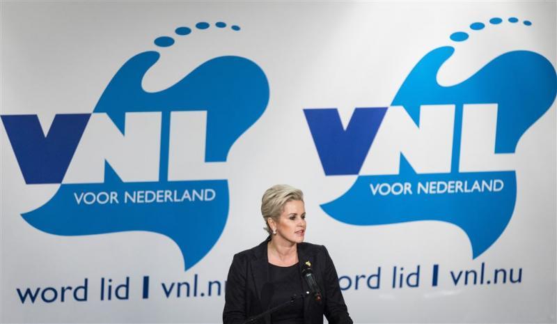 Partij VoorNederland (VNL) stopt ermee