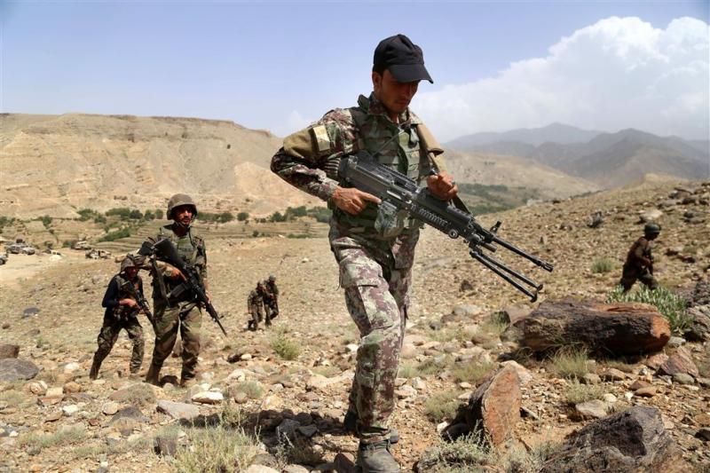 Afghaanse soldaat schiet Amerikanen neer