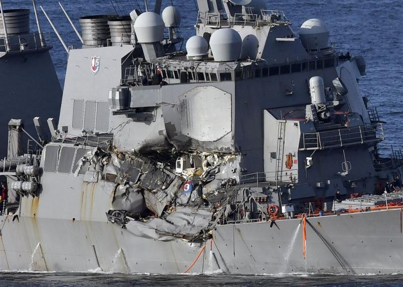 Vermiste Amerikaanse zeelieden dood gevonden