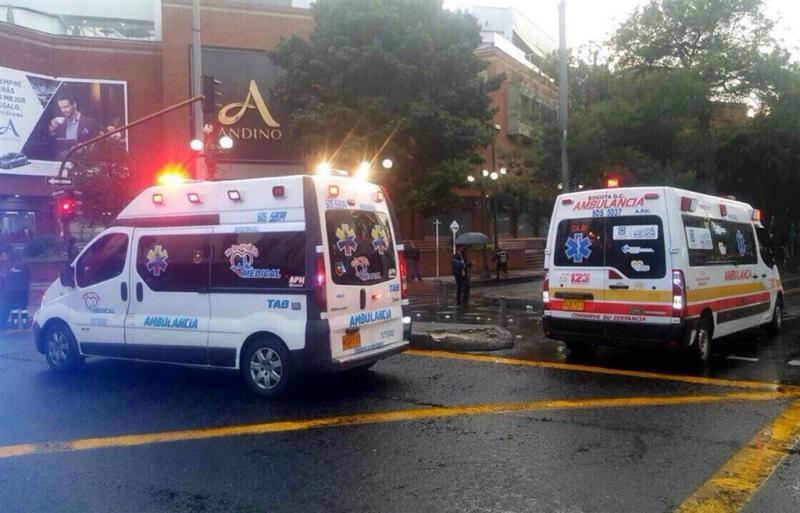 Doden bij explosie in winkelcentrum Bogota