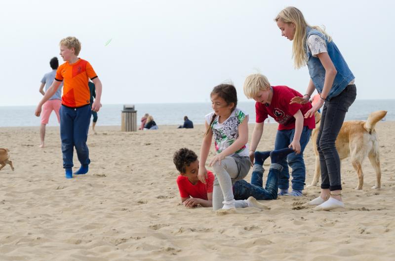 Europa Kinderhulp op zoek naar vakantieouders (Foto: Europa Kinderhulp)