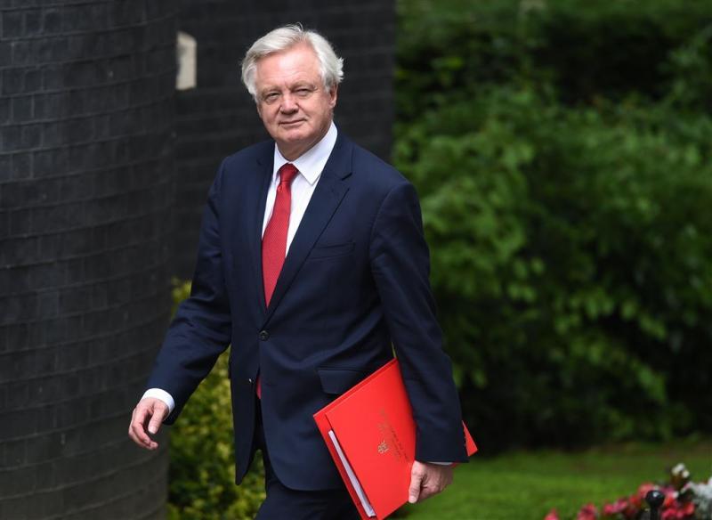 Brexitminister: geen weg terug