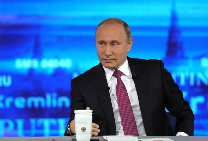 Poetin: nieuwe sancties VS 'schadelijk'