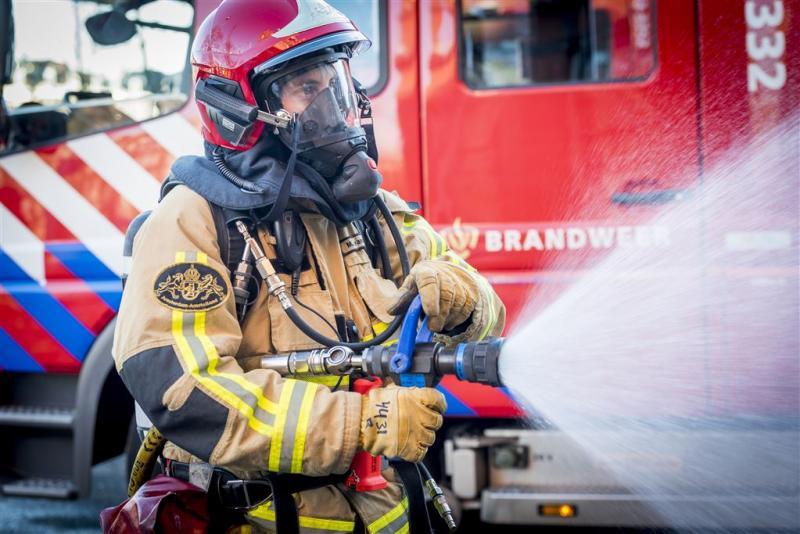22-jarige man komt om bij brand in Leeuwarden