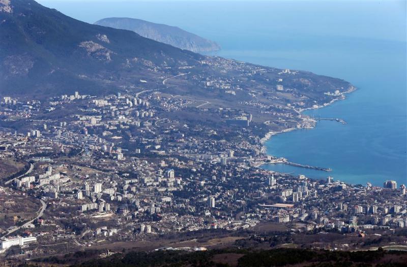 EU-sancties tegen Krim jaar verlengd