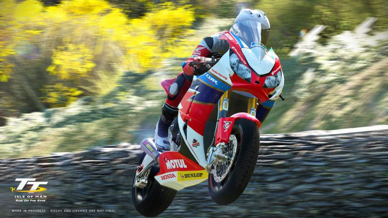 TT: Isle of Man (Foto: Bigben Interactive)