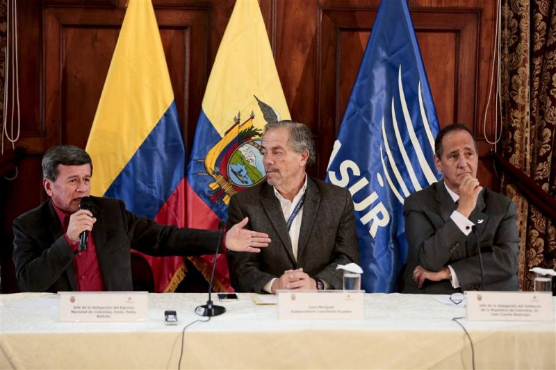ELN kleiner broertje van FARC