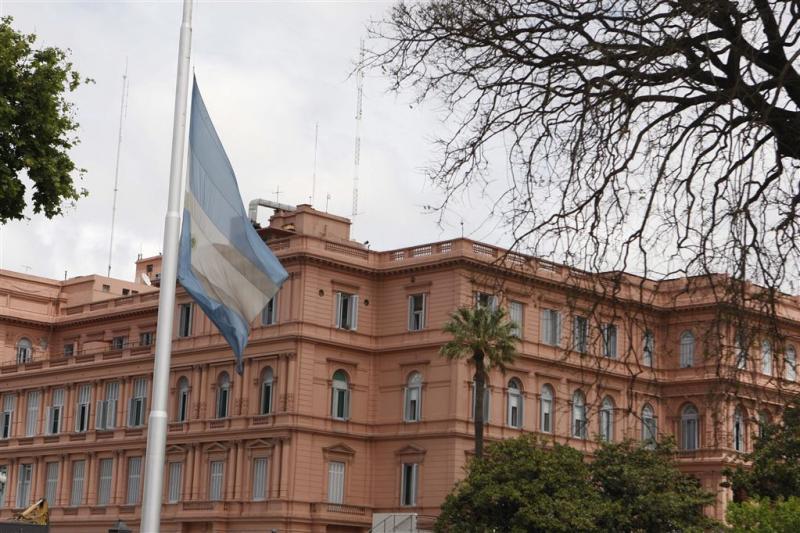 Foto's IS op gehackte site Argentijns leger