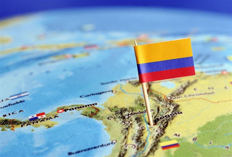 Nederlandse journalisten vast in Colombia