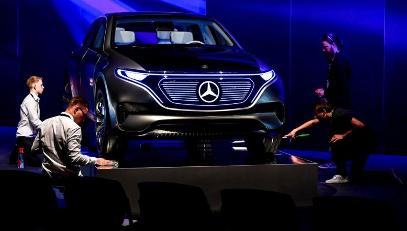 Mercedes-Benz bouwt fabriek in Rusland