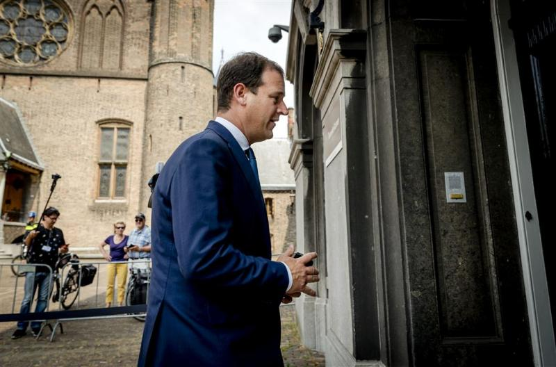 Asscher zegt 'nee' tegen VVD, CDA en D66