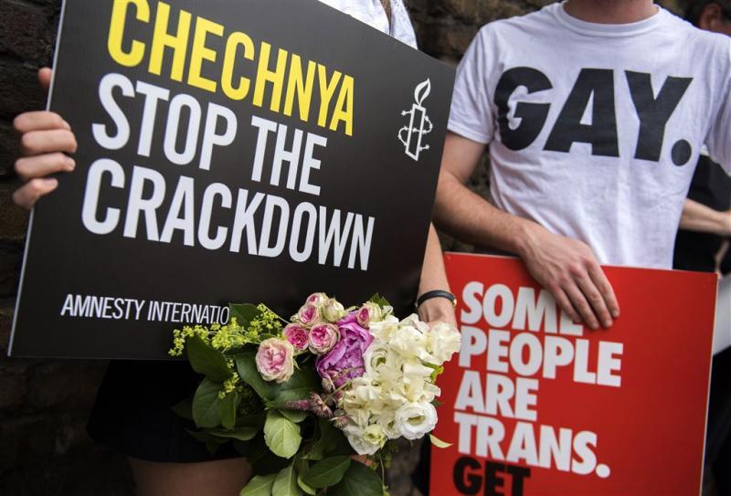Mensenrechtenhof: Russische homowet illegaal