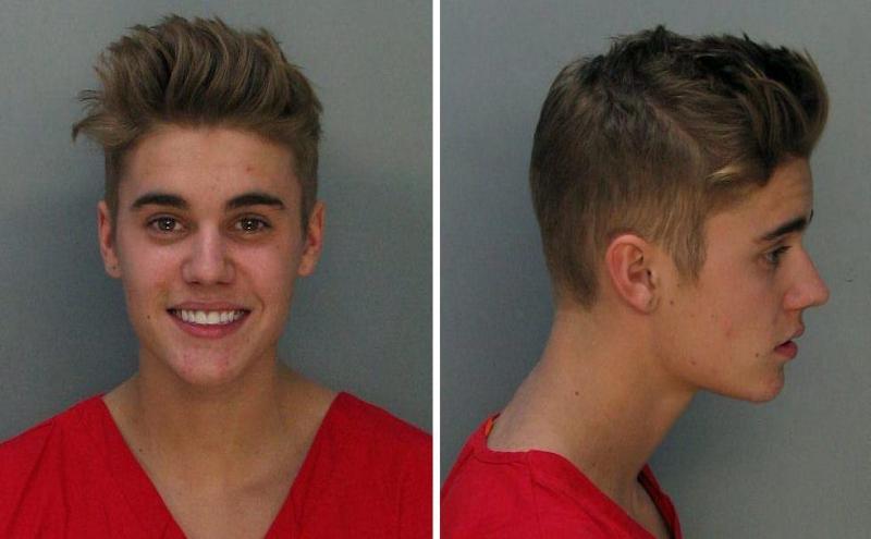 Justin Bieber: nooit meer de gevangenis in