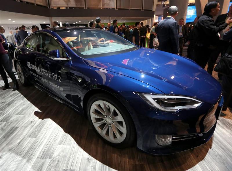 'Tesla gaat auto's bouwen in China'