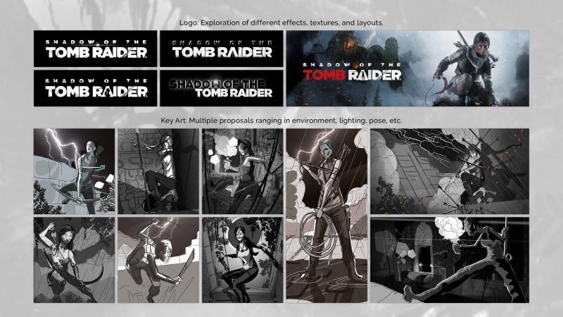Gelekte plaatjes van de nieuwste Tomb Raider