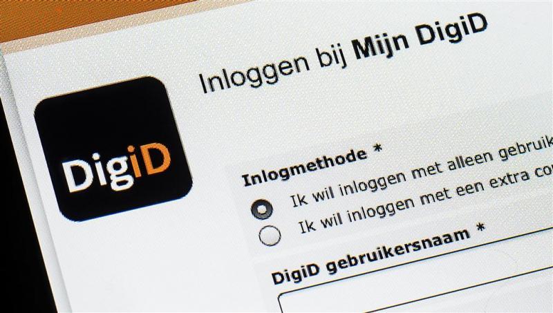 'Meer tweestapsverificatie voor DigiD'