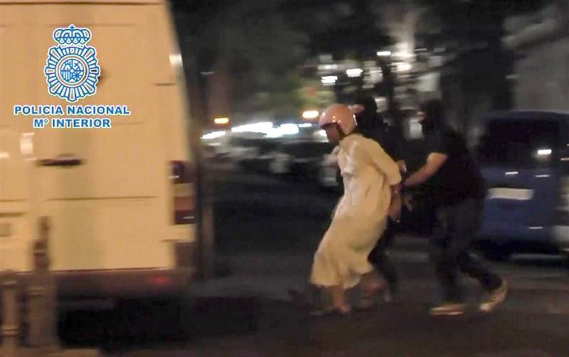 Spanje pakt gevaarlijke terreurverdachte op