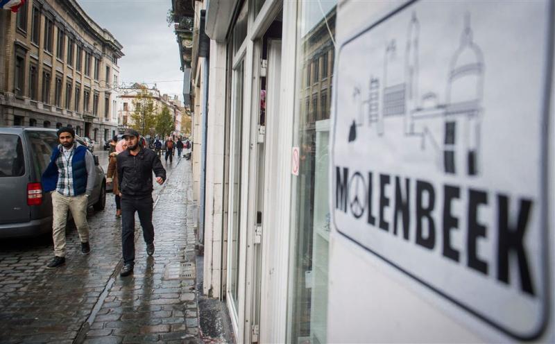 'Terrorist Brussel kwam uit Molenbeek'