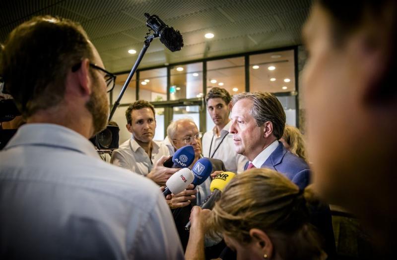 VVD, CDA en D66 gaan praten met ChristenUnie