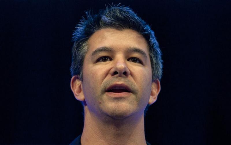 Topman Uber zwicht voor druk aandeelhouders