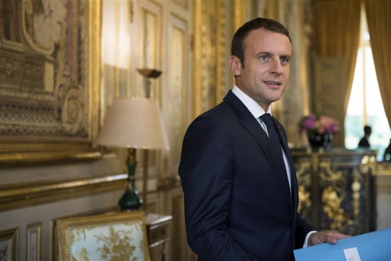 Macron: Duits-Frans duo voor nieuwe start EU
