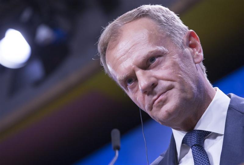 Tusk 'droomt' over terugdraaien brexit