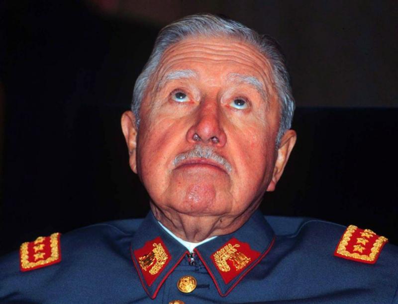 Chili moet 4 miljoen geven aan erven Pinochet