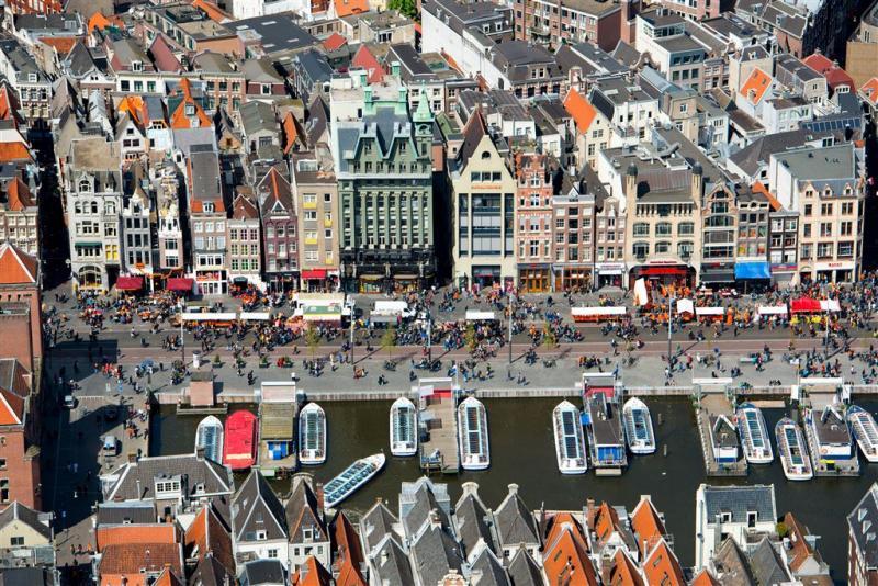 Amsterdam zet in op goedkope huurhuizen