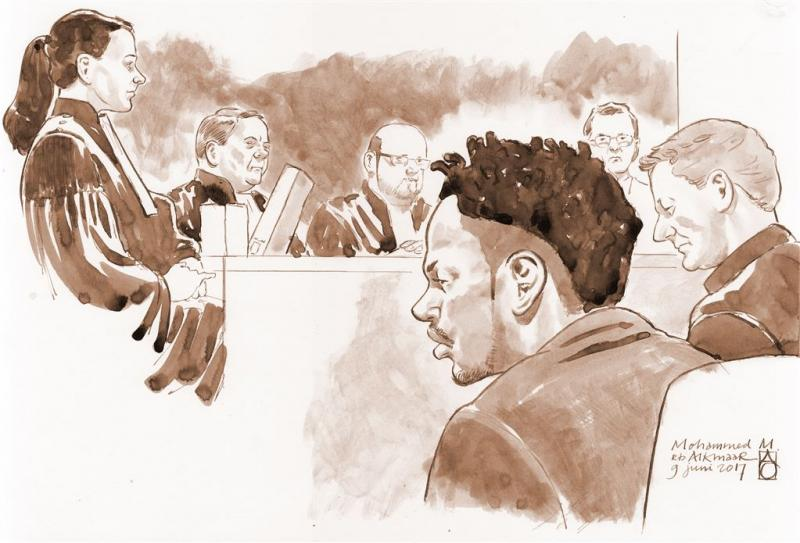 Aanrander Hoorn: 18 maanden celstraf