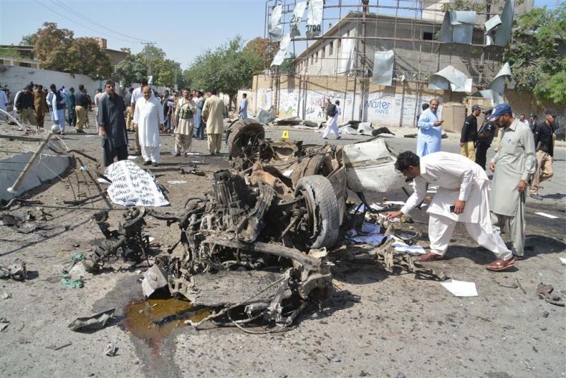 Tientallen doden door aanslagen in Pakistan