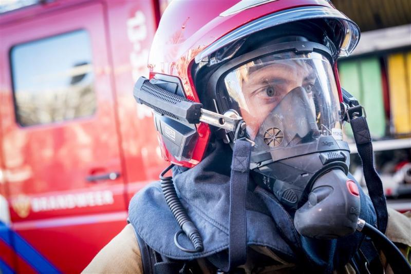 Brand in Deurnese Mariapeel door droogte