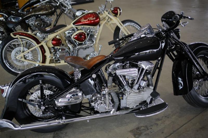 'Harley-Davidson aast op Italiaans Ducati'