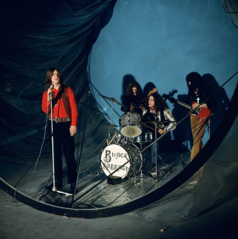 Drummer Black Sabbath verkoopt drumspullen