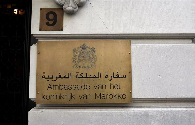 Marokko haalt ambassadeur terug uit Nederland