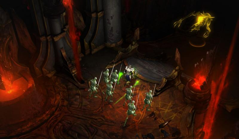 Diablo 3 Necromancer Skeletons