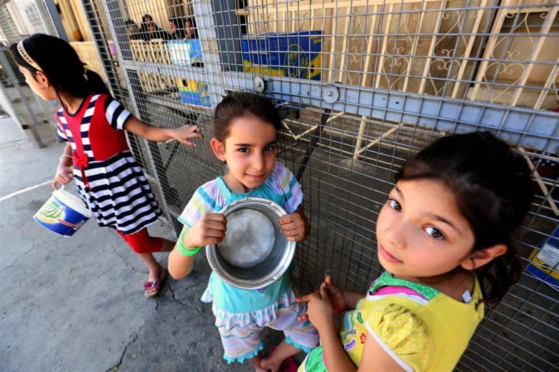 Leger opent vluchtroutes voor burgers Mosul