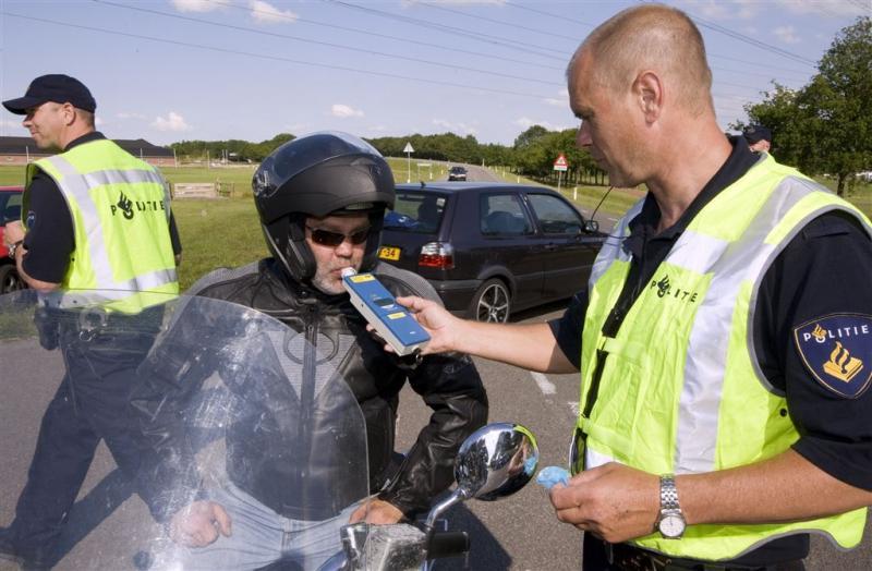 TT Assen: honderden motorrijders gecontroleerd