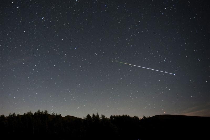 Meteoriet neergestort in Noord-Holland