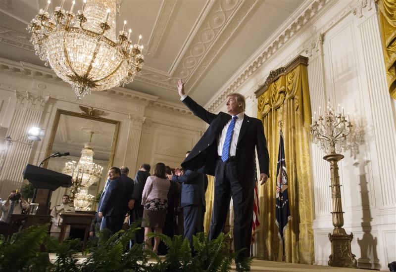 Trump: uitspraak is overwinning