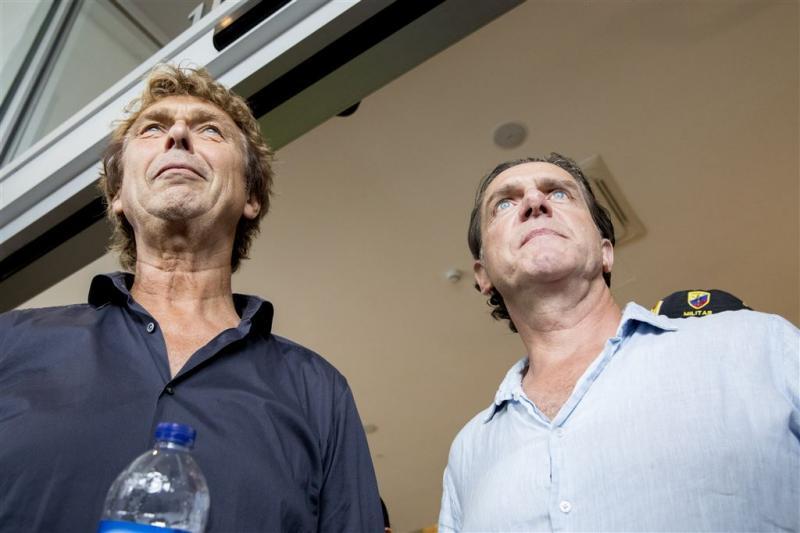 Bolt en Follender terug in Nederland
