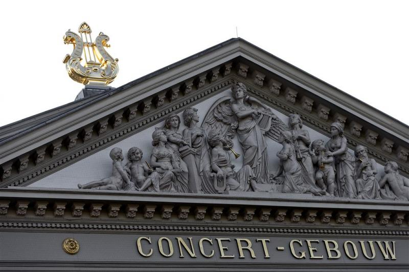 Arabische superster staat in Concertgebouw