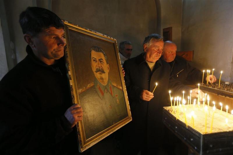 Stalin de beste aller tijden volgens Russen