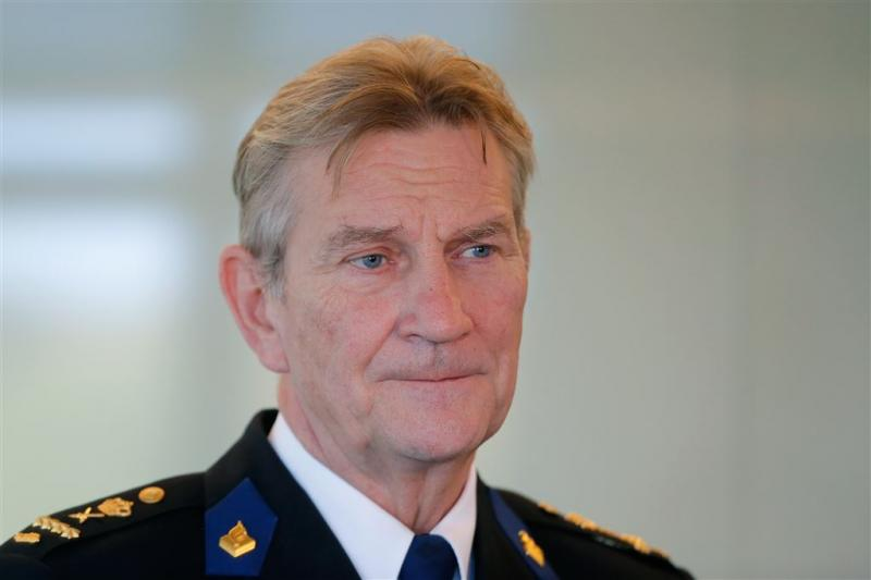 Rapport politie later na hartinfarct Bouman