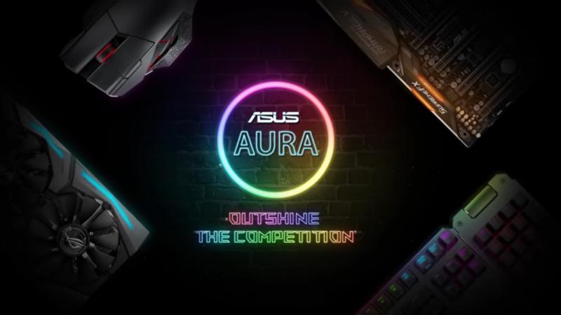 Asus Event 2017 - Aura
