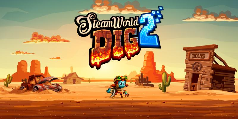 SteamWorld Dig 2 - Warm