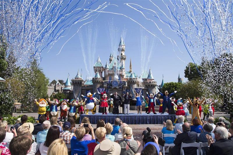 Kaart Disneyland levert ruim zes ton op