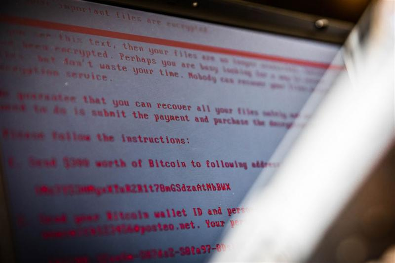 Mailadres daders ransomware geblokkeerd
